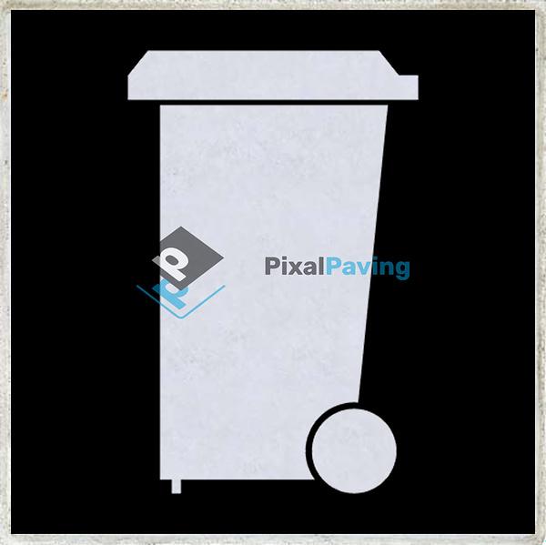 PixalPaving - stoeptegel bedrukken kliko aanbiedplaats