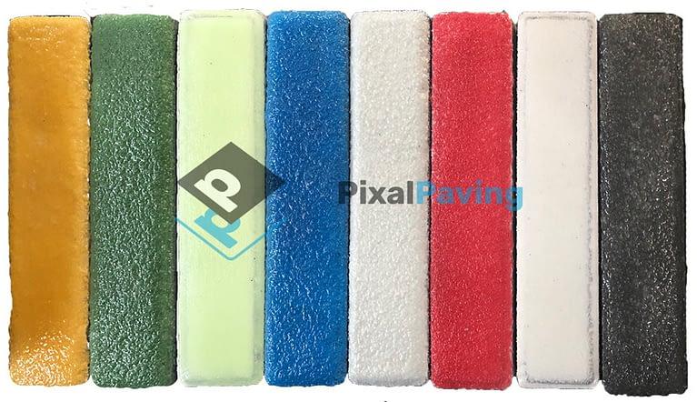 Gekleurde bestrating ColorPavement