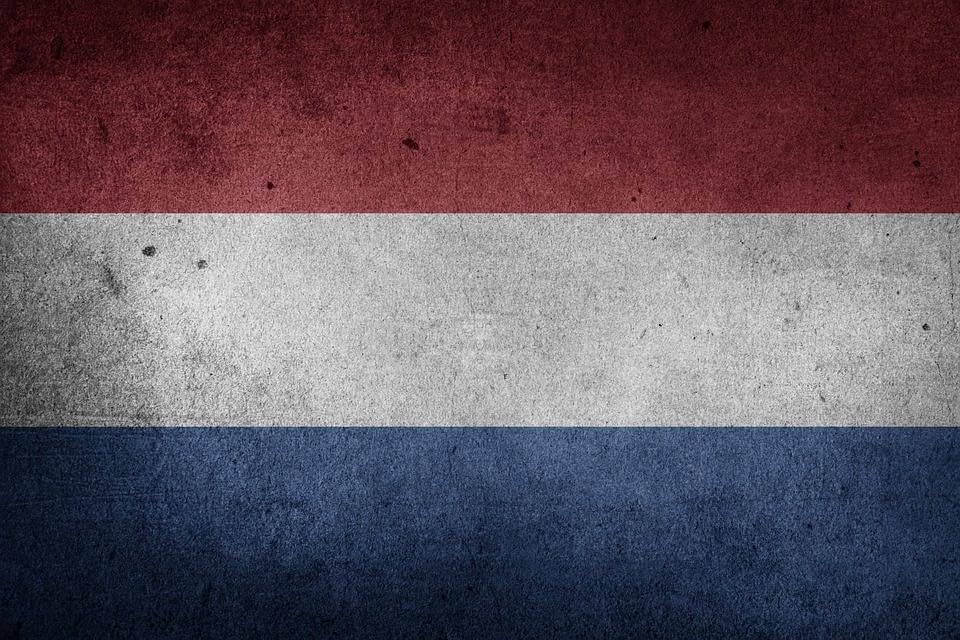 vlag op stoeptegel printen